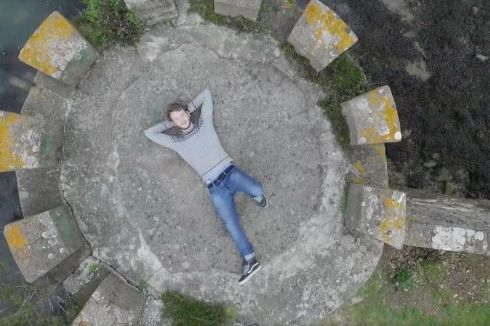 Petite sieste de Hugo au cœur d'Arradon