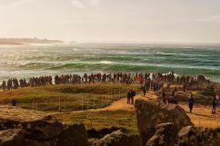Panorama de la Torche : mythique spot de surf