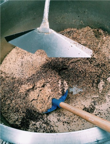 Le nettoyage des cuves