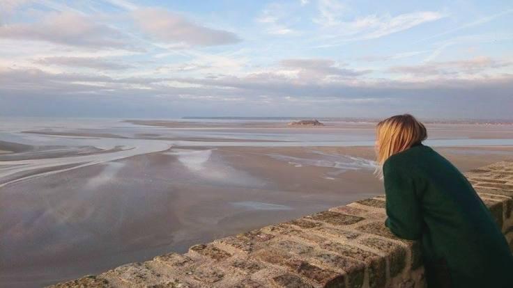 Charlotte, une normande découvre la Bretagne !