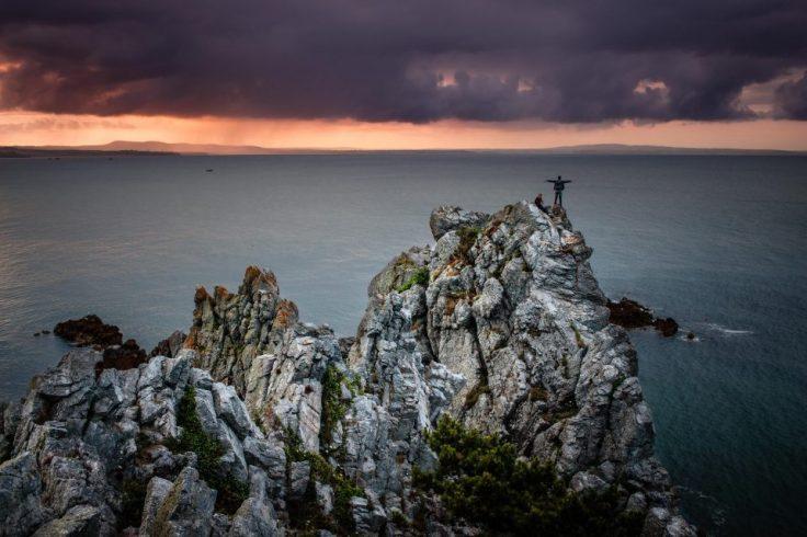 Le côté sauvage de la Bretagne