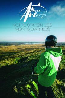 La première station de ski bretonne est ouverte