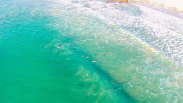 À l'assaut des vagues !