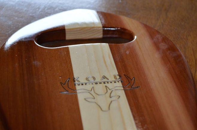 Des objets design bretons avec un bois de qualité