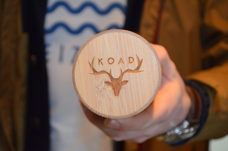 KOAD, la marque bretonne du lifestyle en bois !