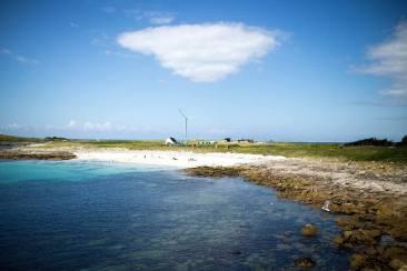 Le paradis a un nom sur terre : l'archipel de Glénan !
