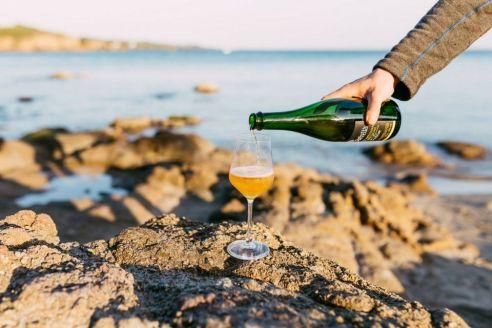 Une bouteille à la mer !