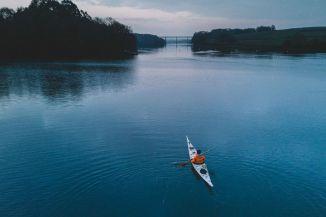 Faire du kayak en Bretagne n'a jamais été aussi divertissant