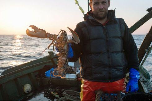 Pêcher le homard en mer, tout un art