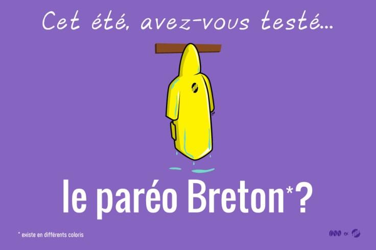 Le Paréo Breton - Clichés