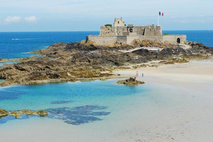 La cité corsaire de Saint-Malo ne démérite pas niveau beauté