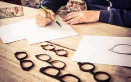 Les lunettes Naoned Eyewear sont manufacturées à Nantes