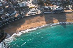 La plage du Casino à Saint-Quay-Portrieux (22)