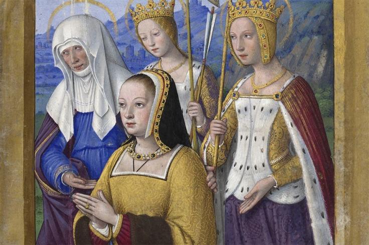 La Duchesse de Bretagne, très attachée à son duché, pour toujours.