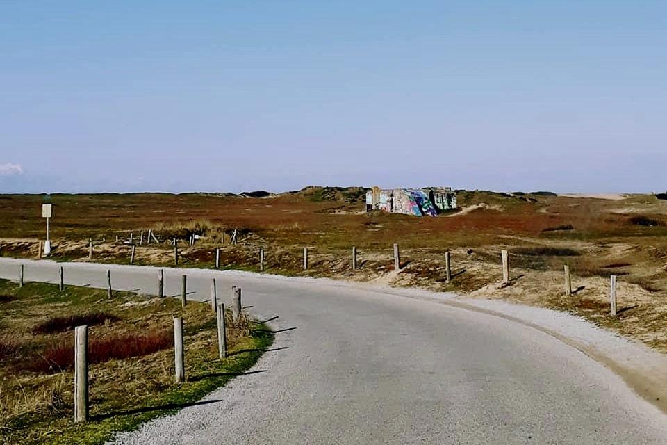 Route touristique côte sauvage Quiberon