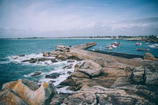 Un charme inouï ce port de Trévignon