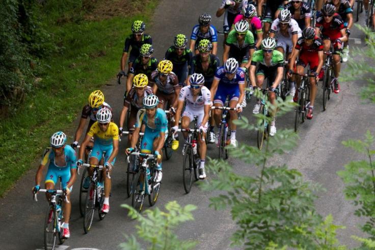 Quand le Tour de France passe par la Bretagne
