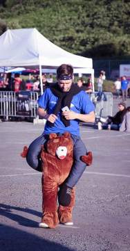 Au Seanapse Festival, impossible de faire son ours