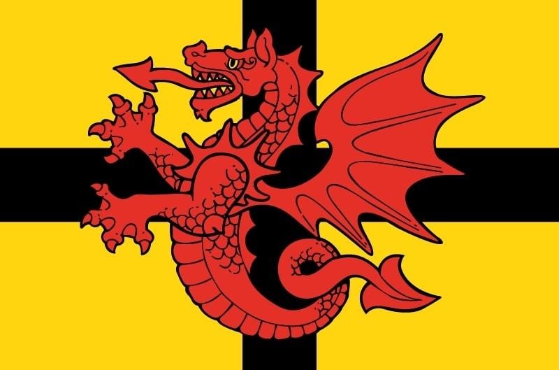 Le pays du Trégor et son dragon