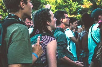 Un public peut-être pas en surnombre, mais au moins, ceux qui étaient au Seanapse Festival en étaient fiers !