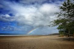 Un arc-en-ciel au Nicaragua