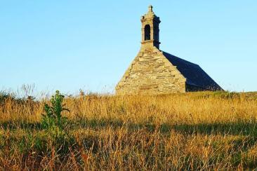 Brasparts : chapelle lumière