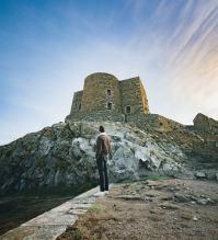 Le fort Vaubant de l'île aux moines (22)
