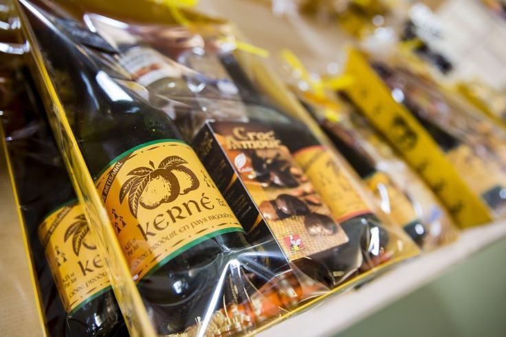 Le cidre est breton et normand