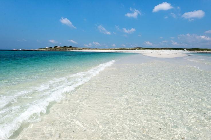 Passer une journée sur l'archipel des Glénan