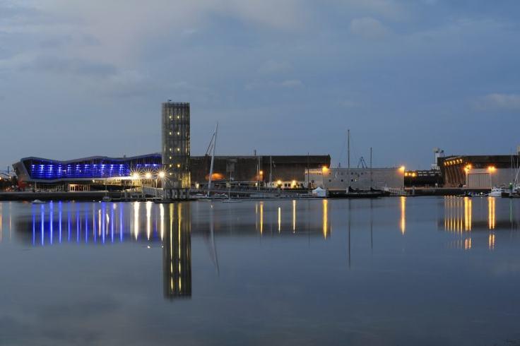 Visiter la cité de la voile Eric Tabarly à Lorient