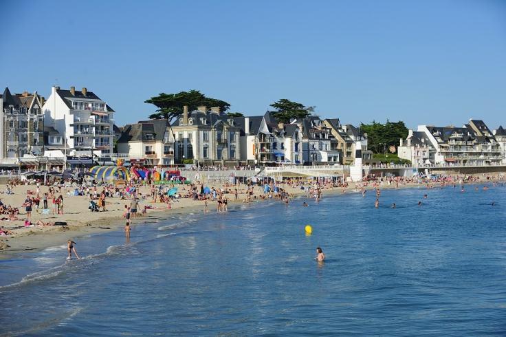 Vacances dans le Morbihan à Quiberon