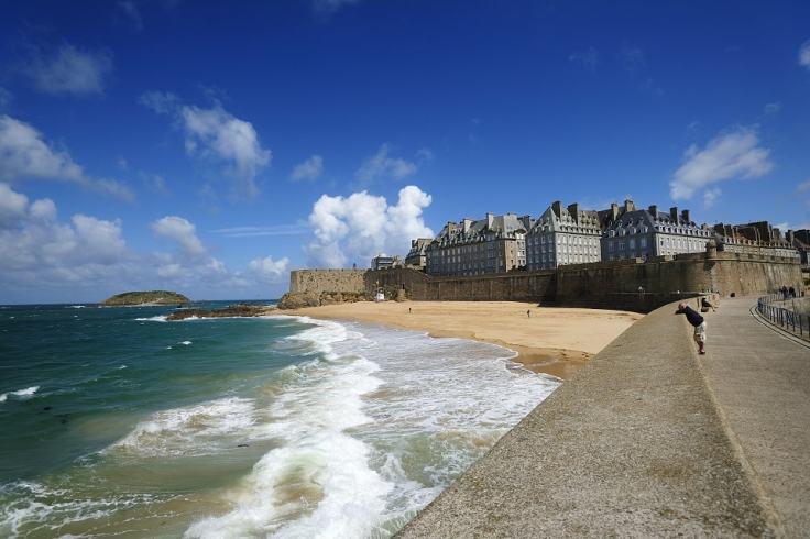 Partir en vacances à Saint-Malo