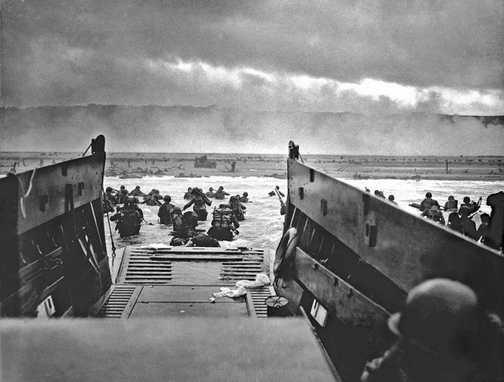Les portes vers l'enfer lors du débarquement en Normandie