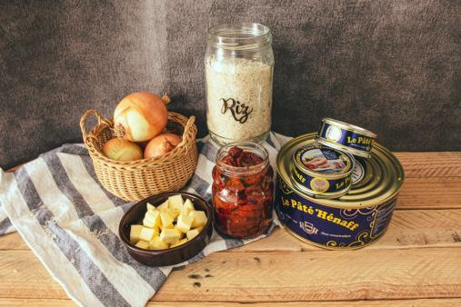 Préparez vos ingrédients pour la recette du siècle !