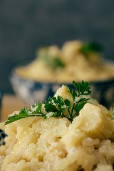 Admettez que cette recette de risotto à l'artichaut vous met l'eau !