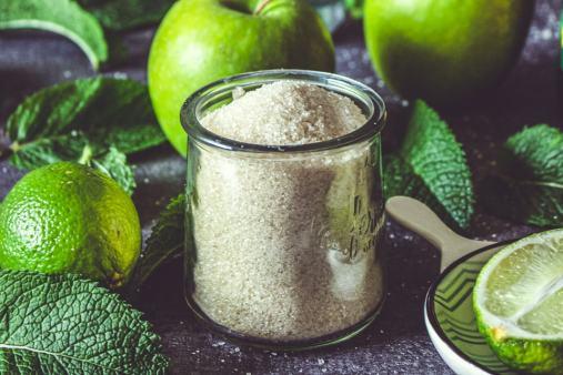 Le sucre de canne est important dans le mojito, alors dans le Cidrito aussi !