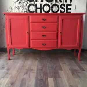 Mueble Bahiut vintage Cottage color a Pedido