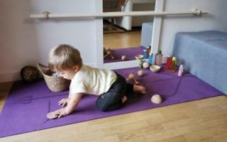 comment aménager un espace de motricité libre pour enfants?