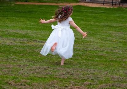 5 activités écologiques à faire en extérieur pour occuper les enfants le jour de votre mariage