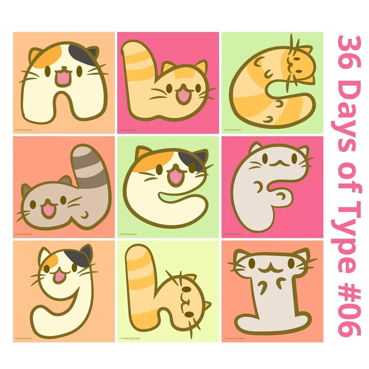 36 days of type 06