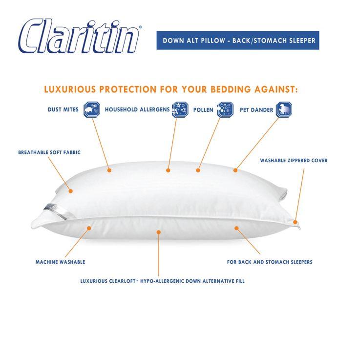 ultimate allergen barrier clearloft