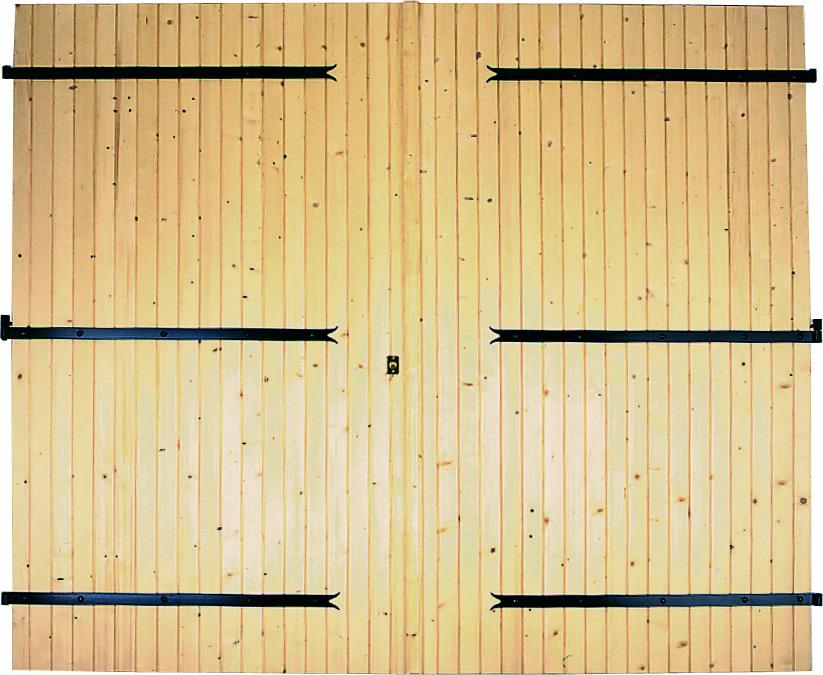 porte de garage bois portes et volets