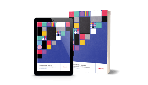 Design Beyond Devices in digital and print