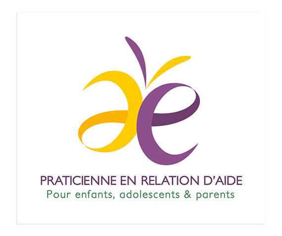 Logo thérapeute complet