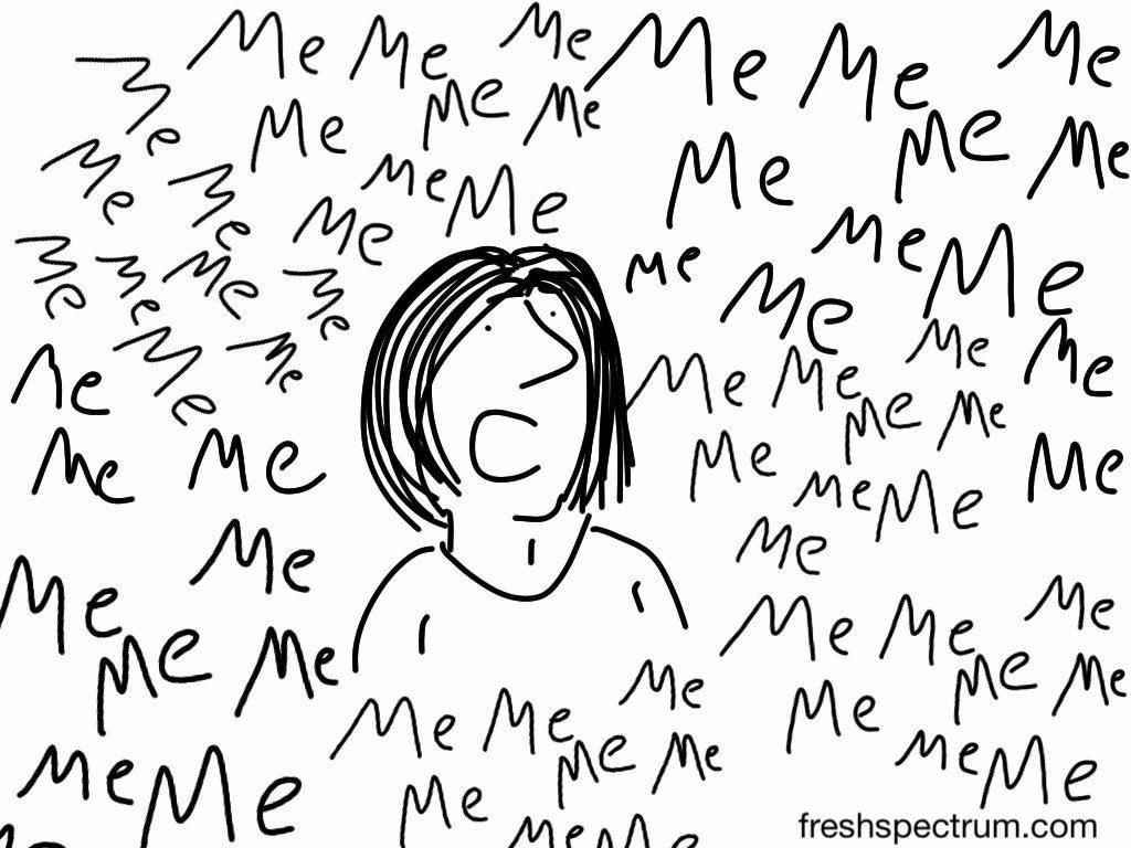 Me Blog Cartoon