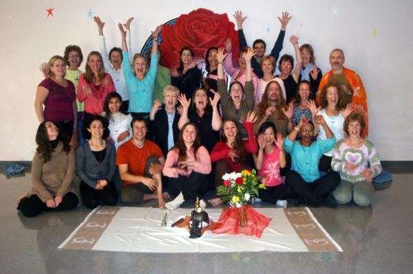 Yoga Teacher Training 2007