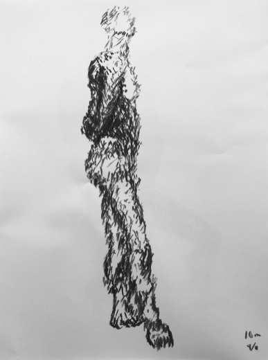 Figure Drawing 3 (10m, 9/11)
