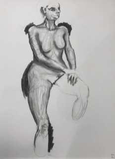 Figure Drawing 1 (20m, 10/9)