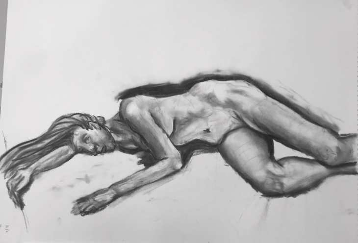 Figure Drawing 3 (40m, 10/9)