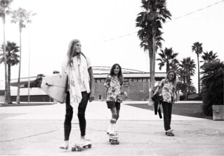 skateboarders in the 1970s